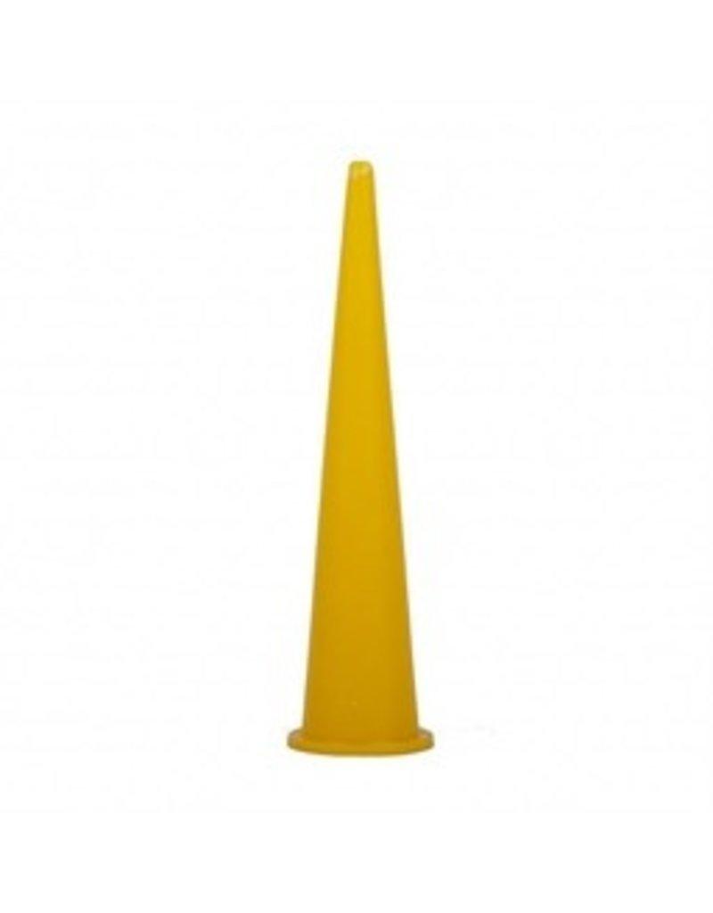 Nozzle geel (063)  (10 stuks)