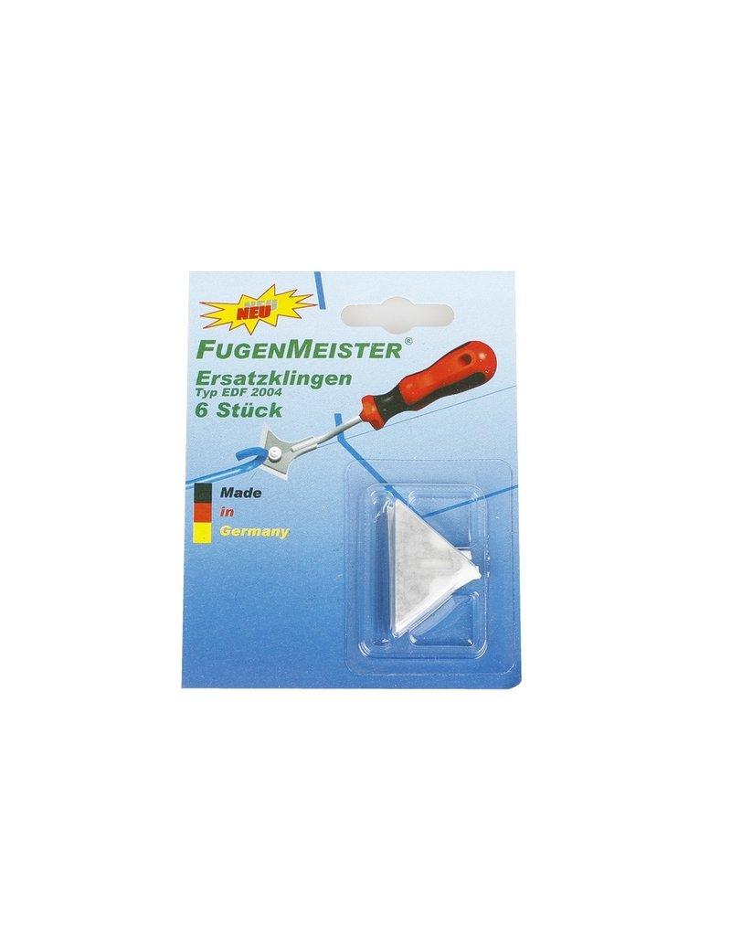 Fugenmeister voegensnijder vervangingsbladen