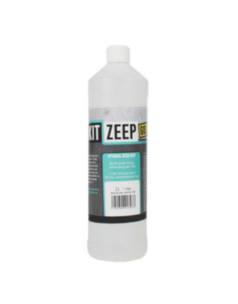 Kitzeep Afwerkzeep  gold HS 1 liter