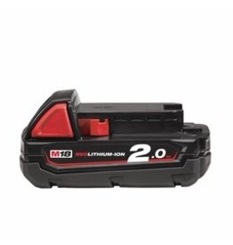 Milwaukee M18 2,0 AH ACCU