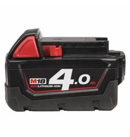 Milwaukee M18 4,0 AH ACCU