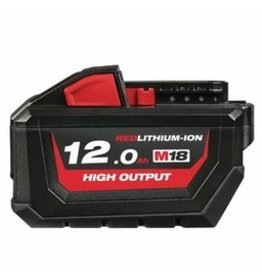 Milwaukee M18 12,0 AH ACCU