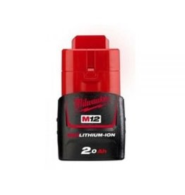Milwaukee MILWAUKEE M12 B2 ACCU 2.0AH