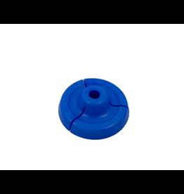 Cox Zuigerplaatje blauw