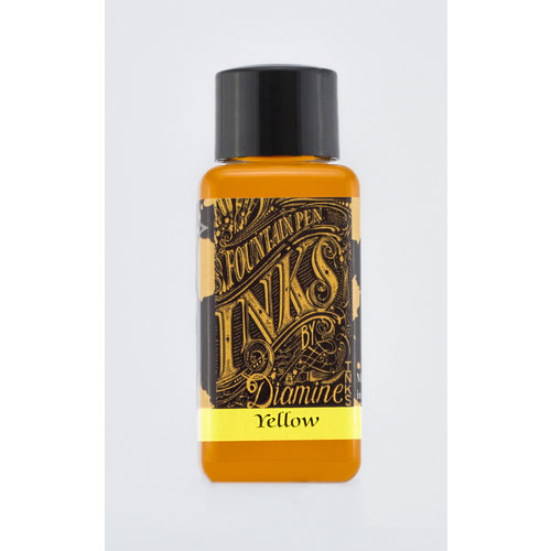 Diamine Diamine fountain pen ink Yellow
