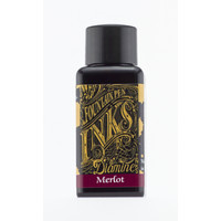 Diamine fountain pen Merlot