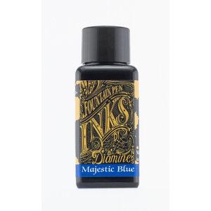 Diamine Diamine vulpen inkt Majestic Blue