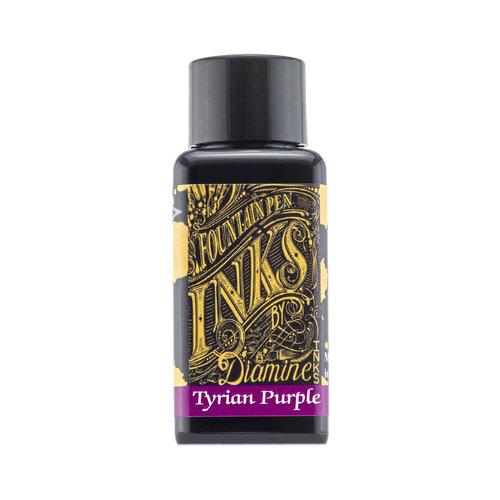 Diamine Diamine vulpen inkt 30 ml Tyrian Purple