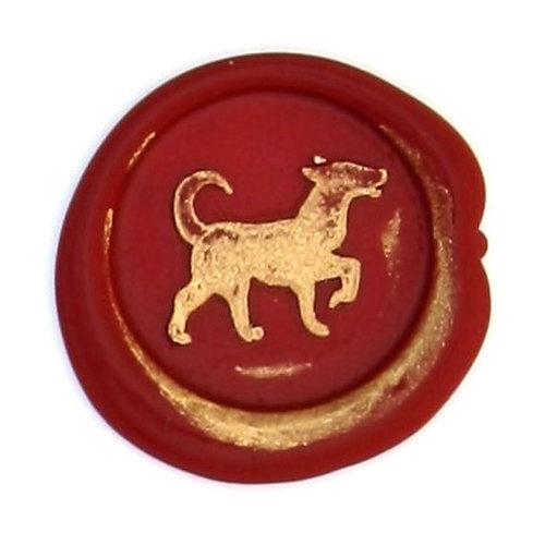 Bortoletti Wax zegel symbolen - Chinese sterrenbeelden 1