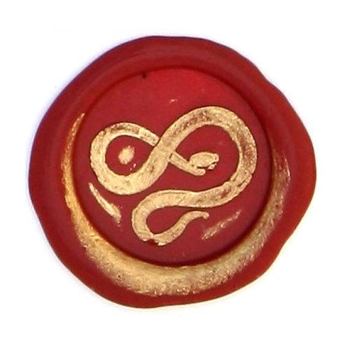 Bortoletti Wax seal symbols - Chinese zodiac 2