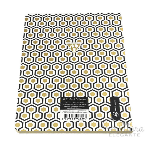Clairefontaine Clairefontaine - Neo Deco - A5 - Honeycomb