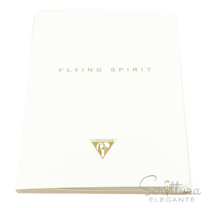 Clairefontaine Clairefontaine - Flying spirit - A5 - White