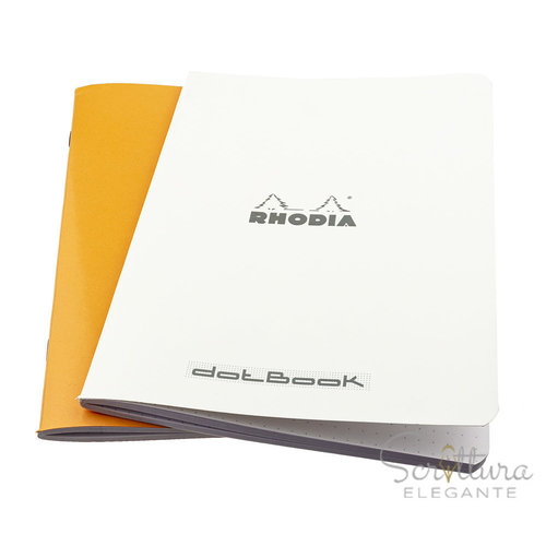 Rhodia Rhodia dot schrift a5 - Oranje