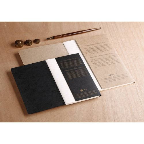 Clairefontaine Clairefontaine - Flying spirit - A5 - Black