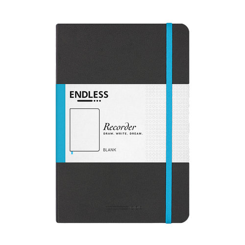 Endless Notebooks Infinite Space - Plain