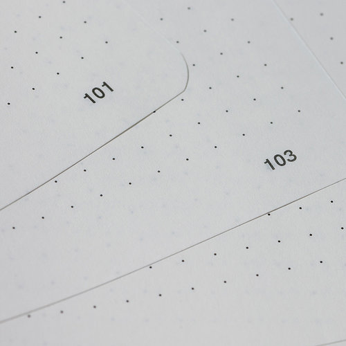 Endless Notebooks Infinite Space - Dotted