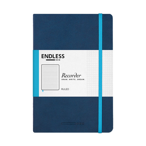Endless Notebooks Deep Ocean - Lined