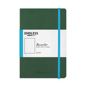 Endless Notebooks Forest Canopy - Plain