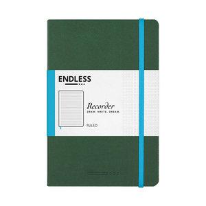 Endless Notebooks Forest Canopy - Gelinieerd