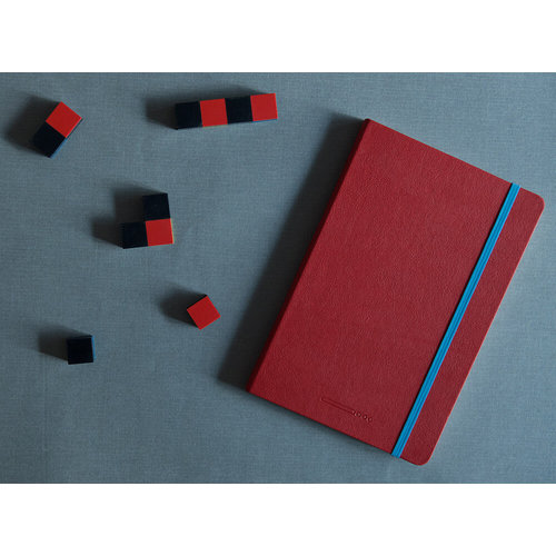 Endless Notebooks Crimson Sky - Gelinieerd