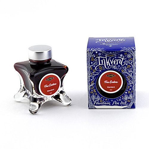 Diamine Inkvent series - Fire Embers