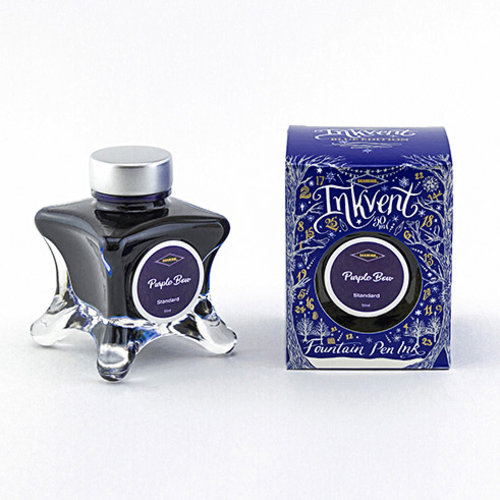 Diamine Inkvent series - Purple Bow
