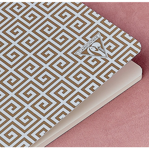 Clairefontaine Clairefontaine - Neo Deco - Antique - Ice Blue