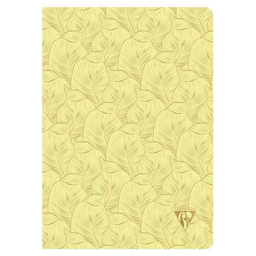 Clairefontaine Clairefontaine - Neo Deco - Tropical - sulfur yellow