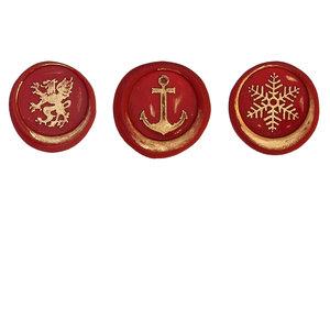 Bortoletti Lakzegel symbolen - Algemeen 3
