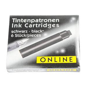 ONLINE Inkt cartridges ONLINE - Zwart