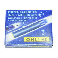 Inkt cartridges ONLINE - Royal blue