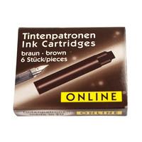 Inkt cartridges ONLINE - Bruin