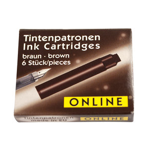 ONLINE Ink cartridges ONLINE - Brown