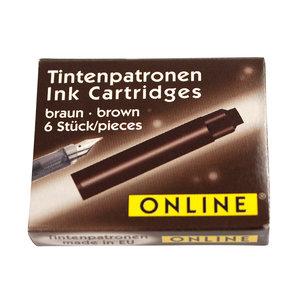 ONLINE Inkt cartridges ONLINE - Bruin