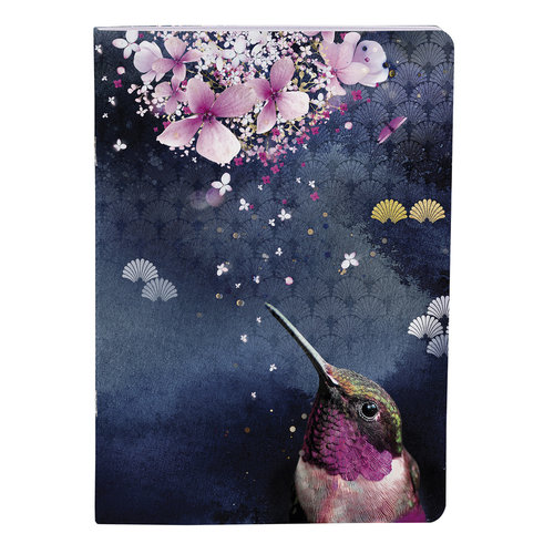 Clairefontaine Sakura dream - Midnight- A5