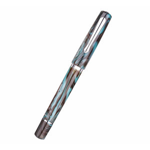 Narwhal Pens Narwhal fountain pen Schuylkill - Chromis Teal