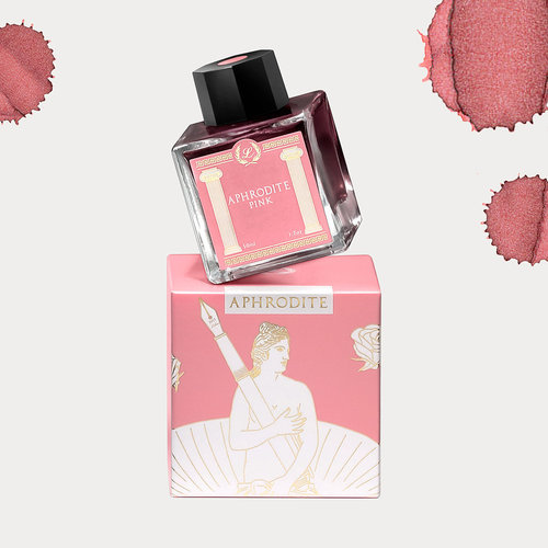 Laban Greek Mythology ink - Aphrodite Pink