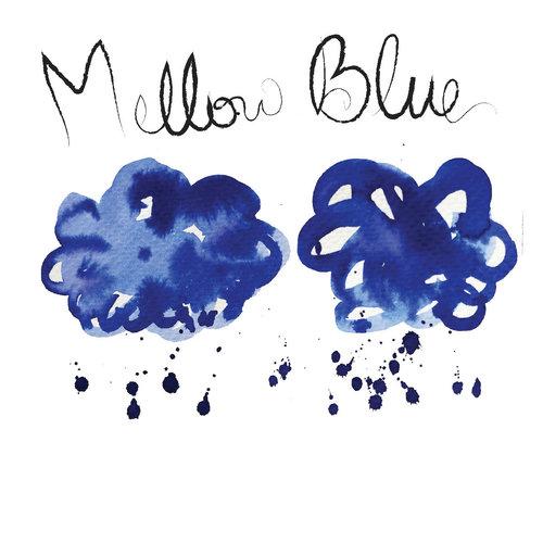 Krishna  Krishna Super Rich - Mellow Blue ink