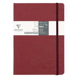 Clairefontaine My Essential Bullet Journal - Red