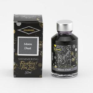 Diamine Shimmer ink - Moon Dust