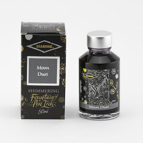 Diamine Shimmer inkt - Moon Dust