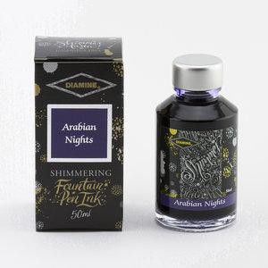 Diamine Shimmer inkt - Arabian Nights