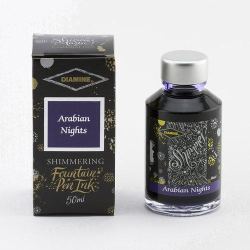 Diamine Diamine - Shimmer inkt - Arabian Nights