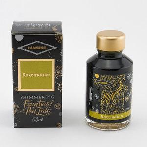 Diamine Shimmer inkt - Razzmatazz