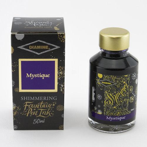 Diamine Shimmer ink - Mystique