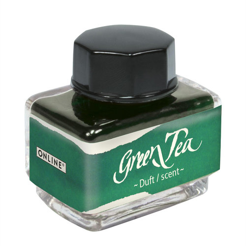 ONLINE Perfumed ink - Green Tea