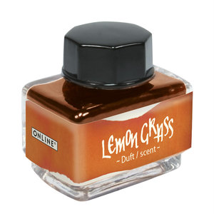 ONLINE Perfumed ink - Lemon grass
