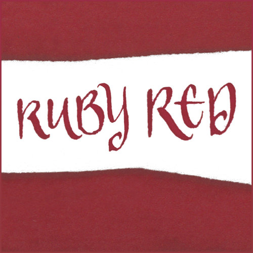 ONLINE Color Inspiration inkt - Ruby Red - 50ml