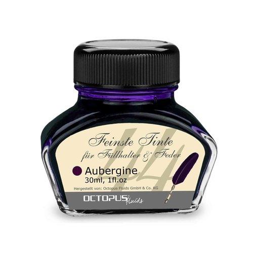 Octopus Fluids GmbH & Co. KG. Octopus fountain pen ink - Aubergine