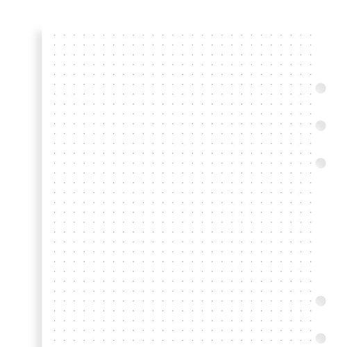Filofax Filofax wit dotgrid notitiepapier - Personal